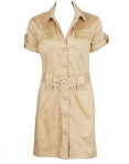 khaki-dress